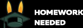 homeworkneeded.com
